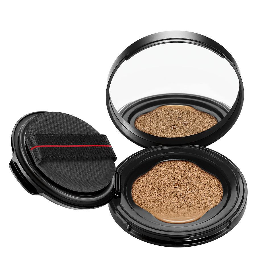 Shiseido Synchro Skin Self Refreshing Cushion Compact, #350 Maple (13 ml)