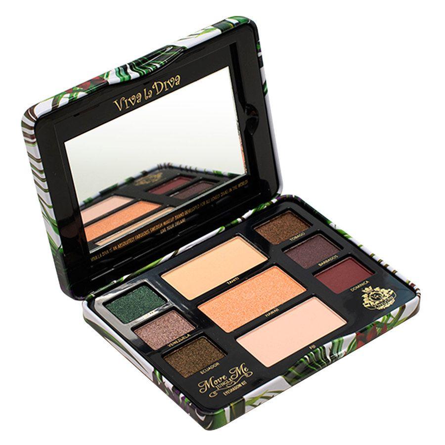 Viva La Diva Move Me Jungle Eyeshadow Kit