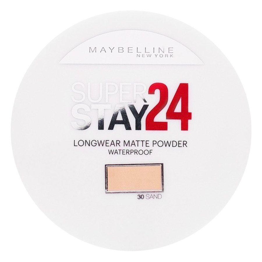Maybelline Superstay 16h Longwear Matte Powder Waterproof Sand 030