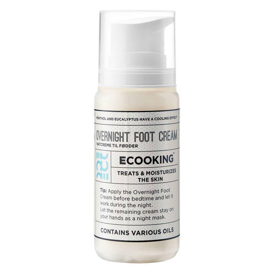 Ecooking Overnight Foot Cream 100 ml
