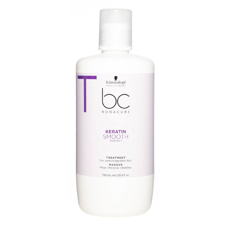 Schwarzkopf BC Bonacure Keratin Smooth Perfect Treatment (750 ml)