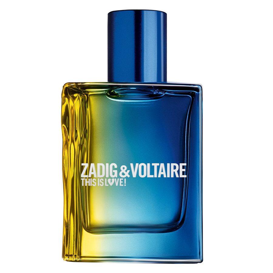Zadig & Voltaire This Is Love Pour Lui Eau De Toilette (30 ml)