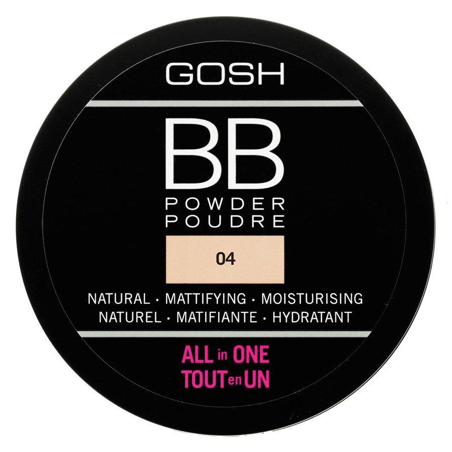 GOSH BB Powder, #004 Beige (6,5 g)