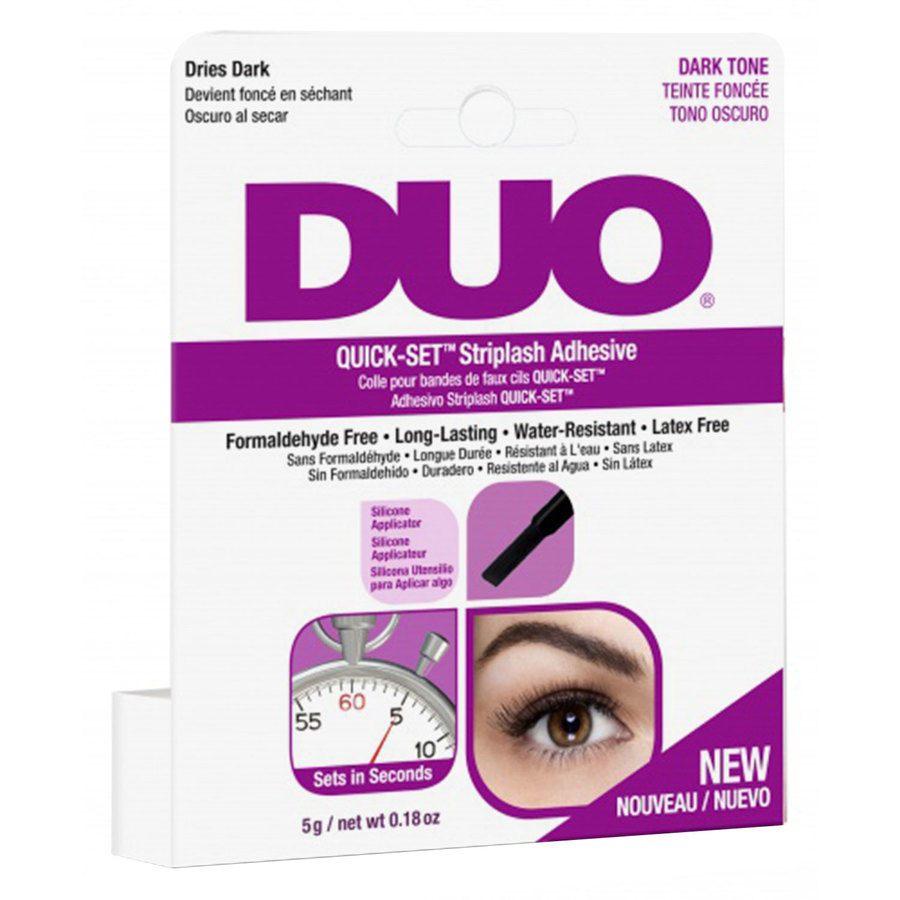 Duo Quick Set Adhesive Brush Dark (5 g)