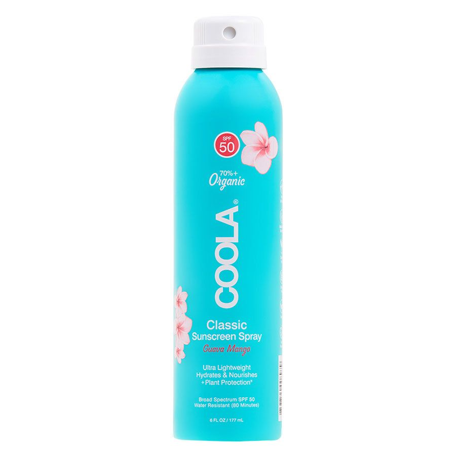Coola Classic Spray SPF50, Guava Mango 177 ml