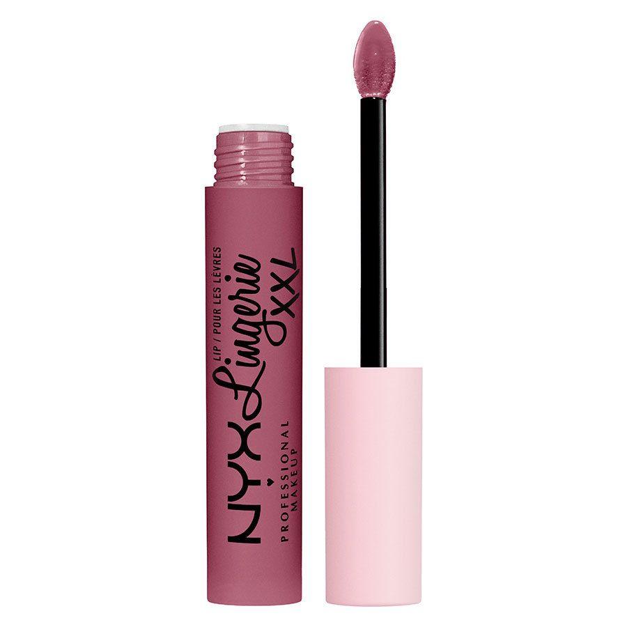 NYX Professional Makeup Lip Lingerie XXL Matte Liquid Lipstick, Unlaced 4ml