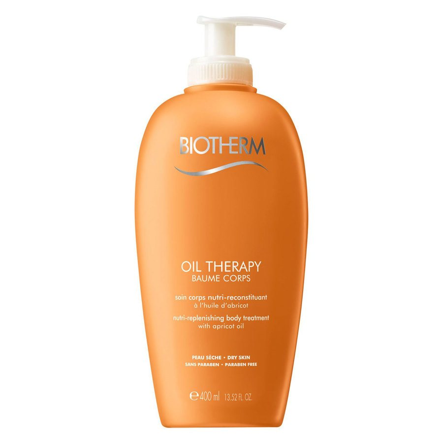 Biotherm Baume Oil Therapy Nutrition Intense Body Treatment For Dry Skin 400ml