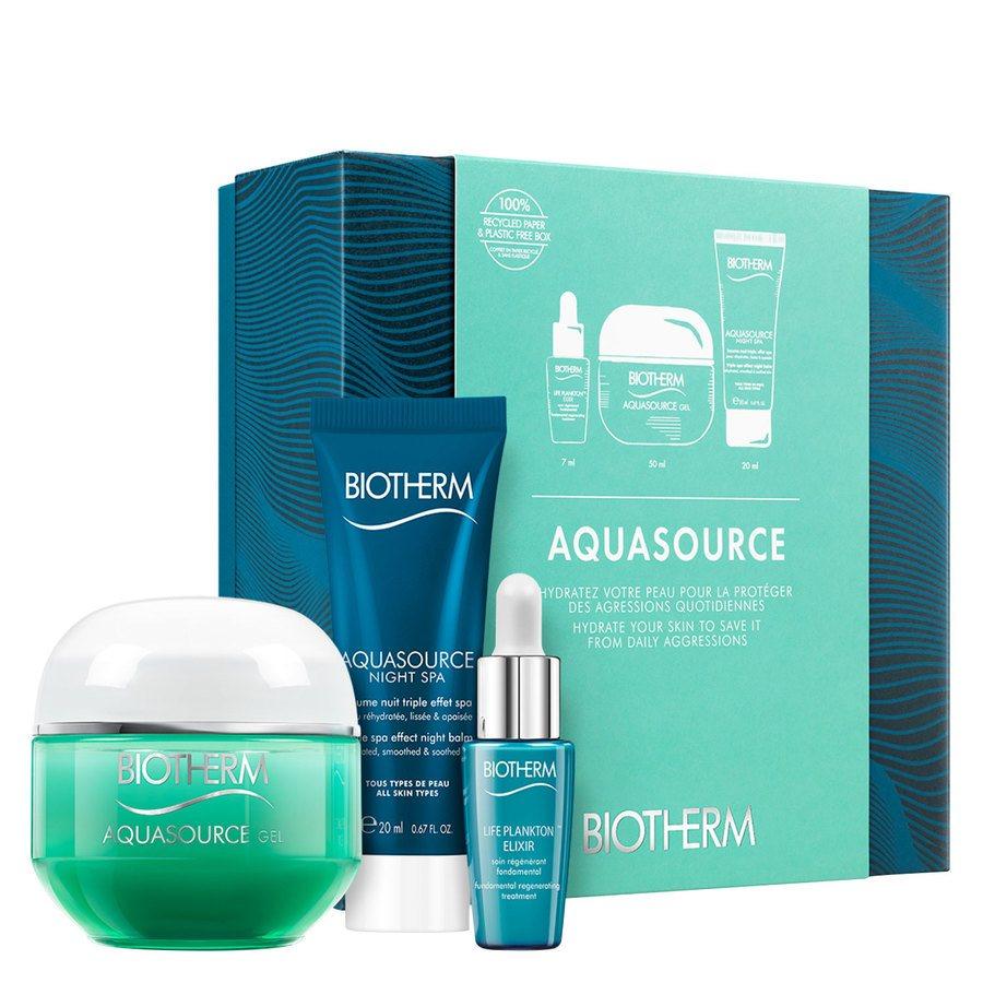 Biotherm Aquasource Gel Gift Set