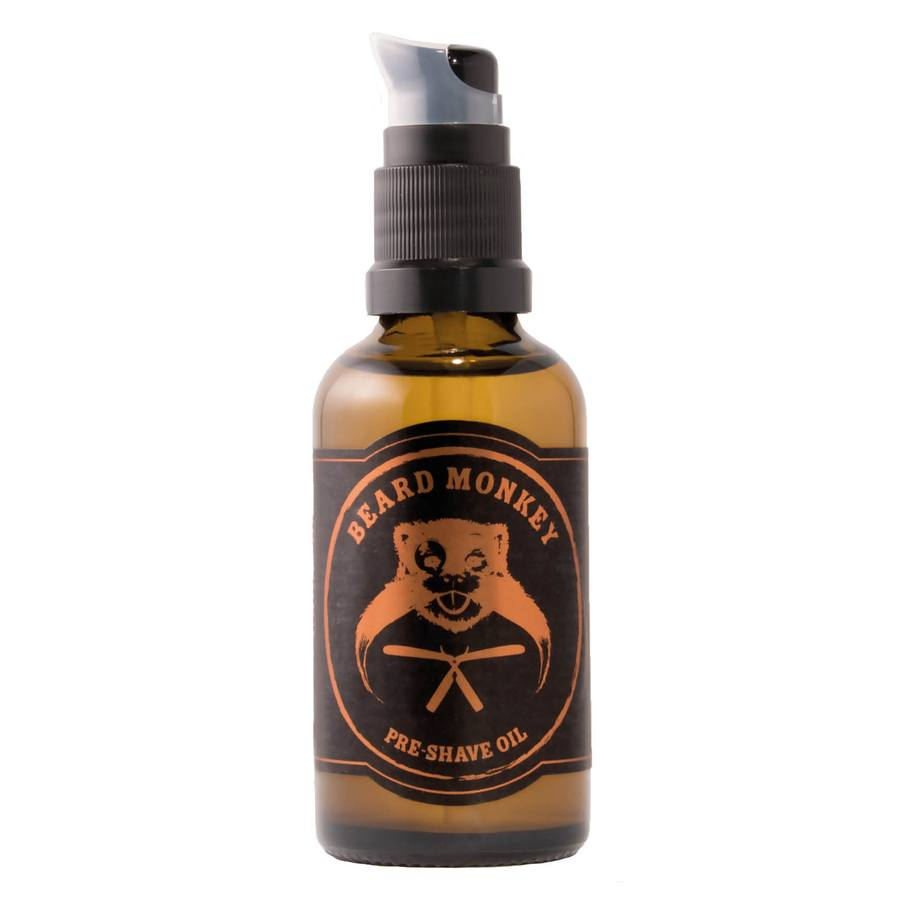 Beard Monkey Pre-Shave Oil (50 ml)