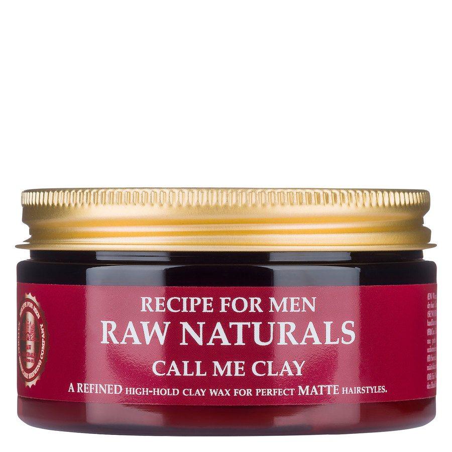 Raw Naturals Call Me Clay (100ml)