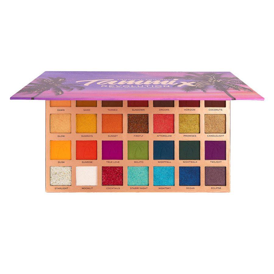Makeup Revolution x Tammi Tropical Twilight Shadow Palette