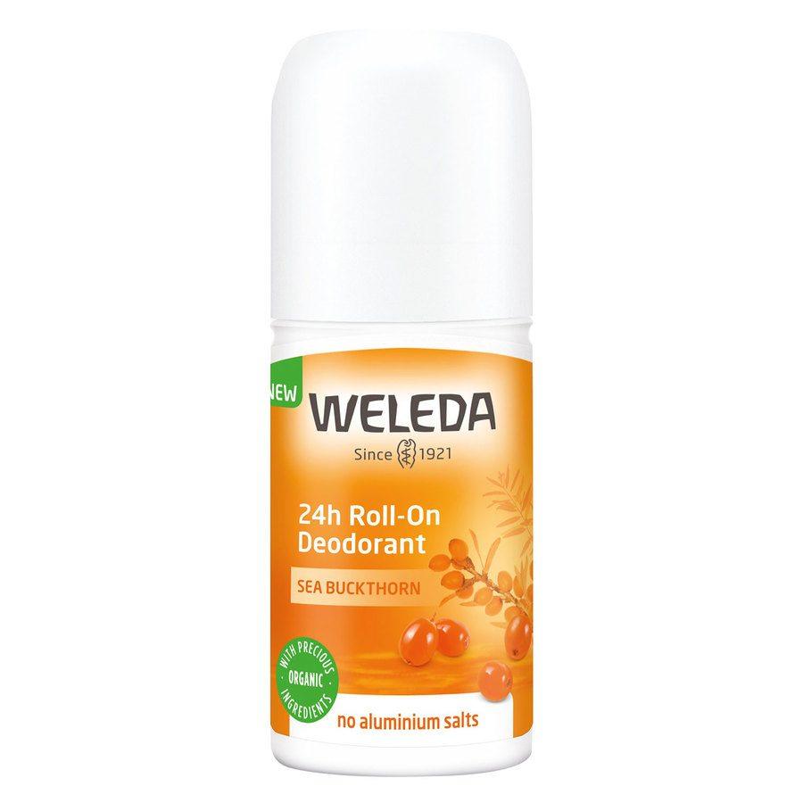 Weleda Sea Buckthorn 24h Roll-on Deodorant (50 ml)