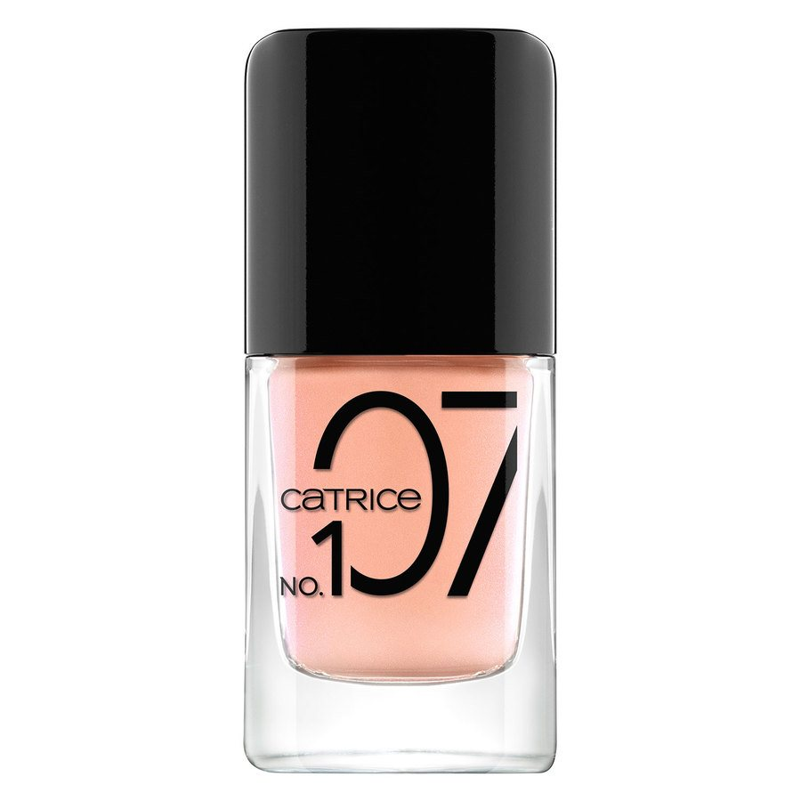 Catrice Iconails Gel Lacquer, 107 Peach Me 10,5 ml