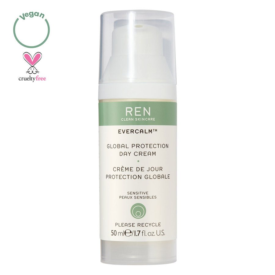 REN Clean Skincare Evercalm Global Protection Day Cream (50ml)