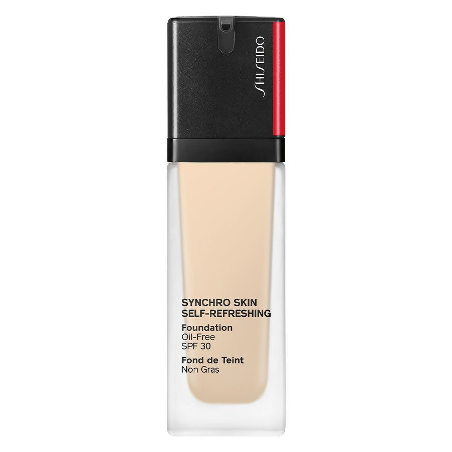 Shiseido Synchro Skin Self Refreshing Foundation, #120 Ivory (30 ml)