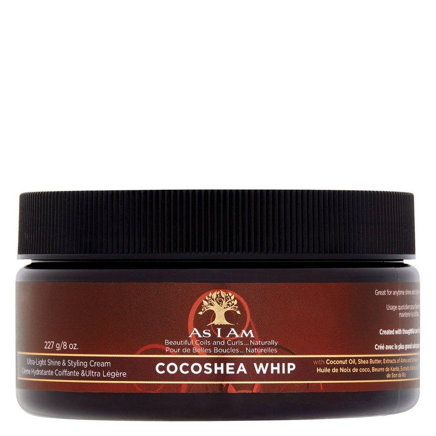 As I Am CocoShea Whip 237ml