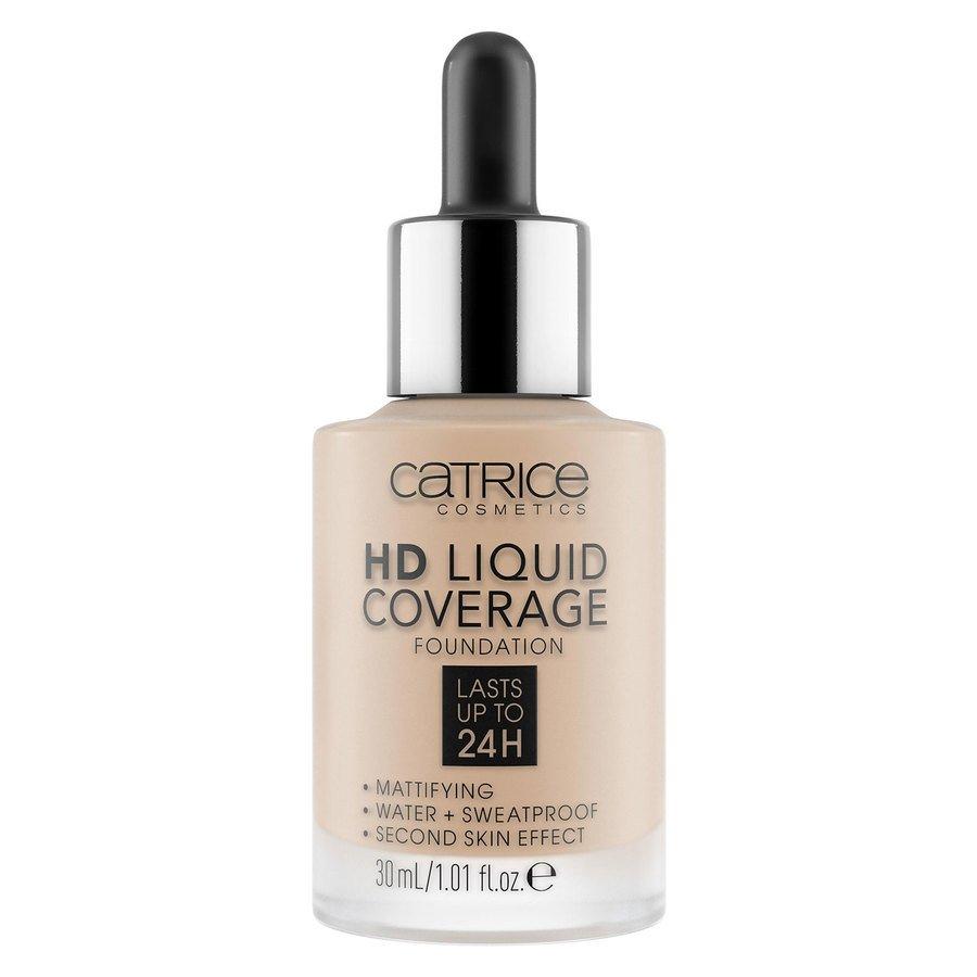 Catrice HD Liquid Coverage Foundation, 020 Rose Beige 30 ml