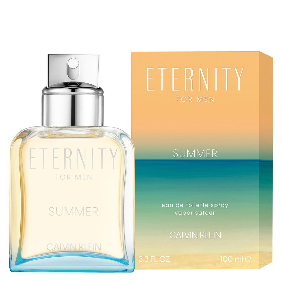 Calvin Klein Eternity Man Summer Eau De Toilette (100 ml)