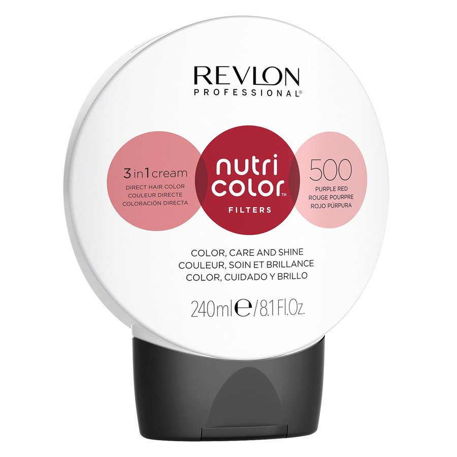 Revlon Professional Nutri Color Filters, 500 240 ml