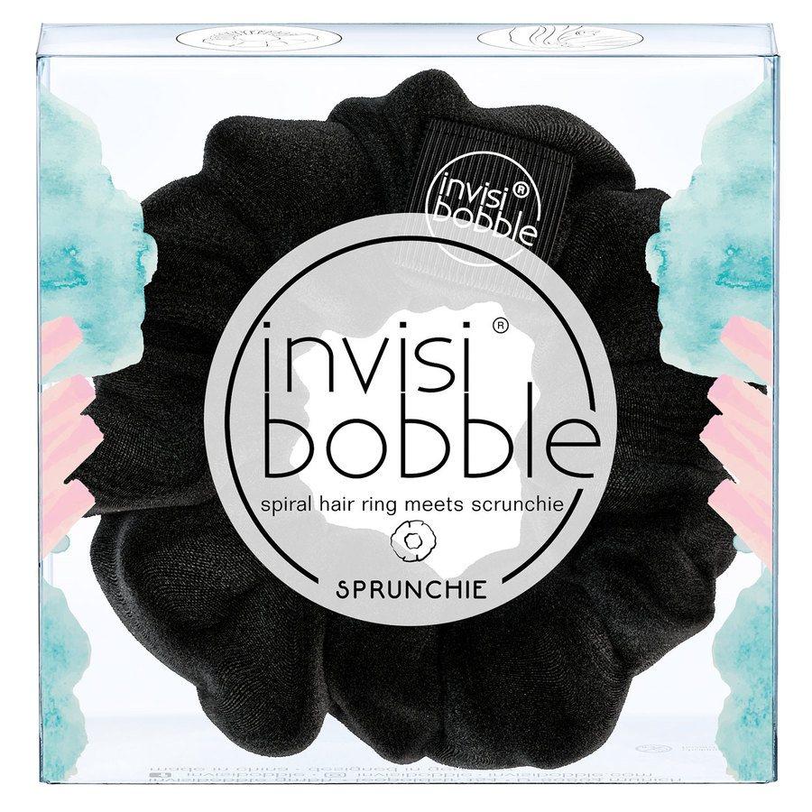 Invisibobble Sprunchie, True Black