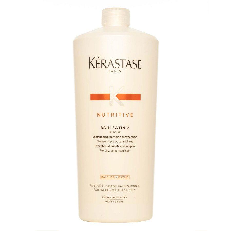 Kérastase Nutritive Bain Satin 2 Shampoo (1000ml)