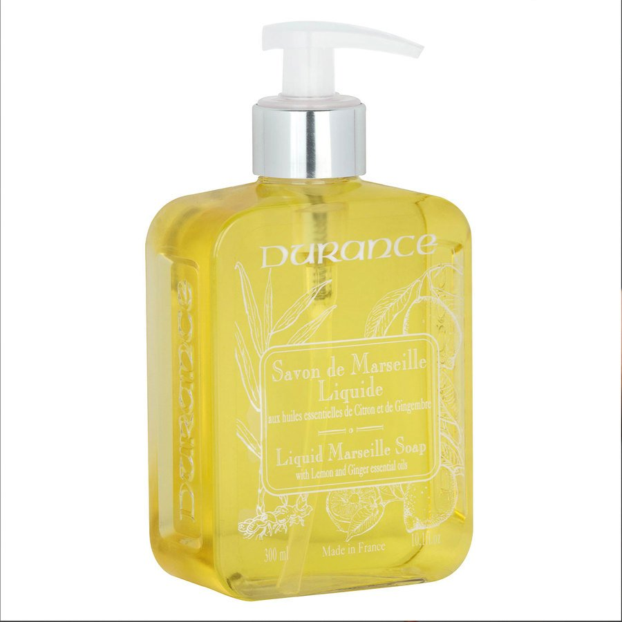 Durance Liquid Marseille Soap With Citrus/Ginger 300ml