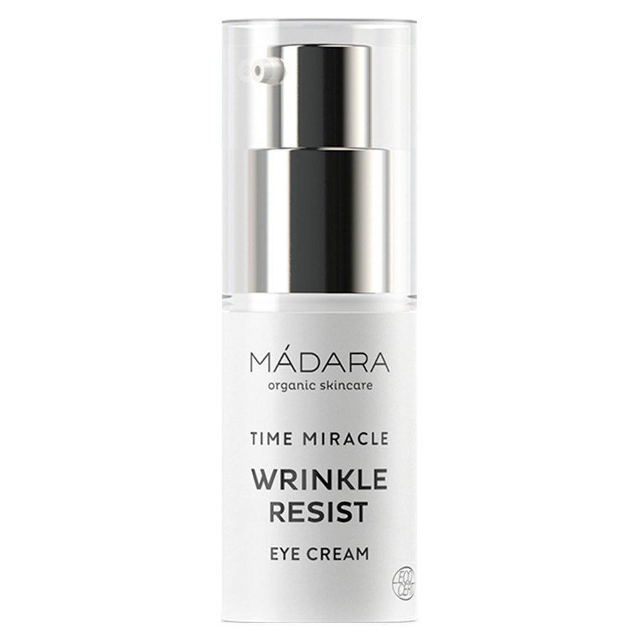 Mádara Time Miracle Wrinkle Resist Eye Cream 15ml