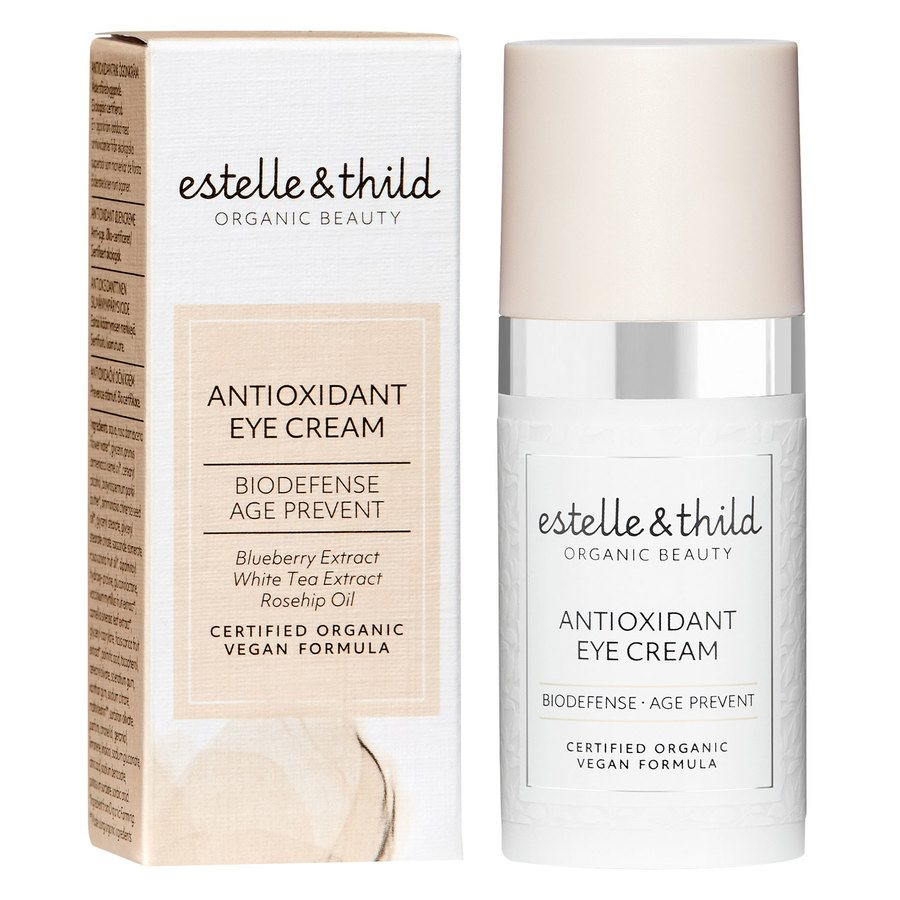 Estelle & Thild BioDefense Antioxidant Eye Cream (15 ml)