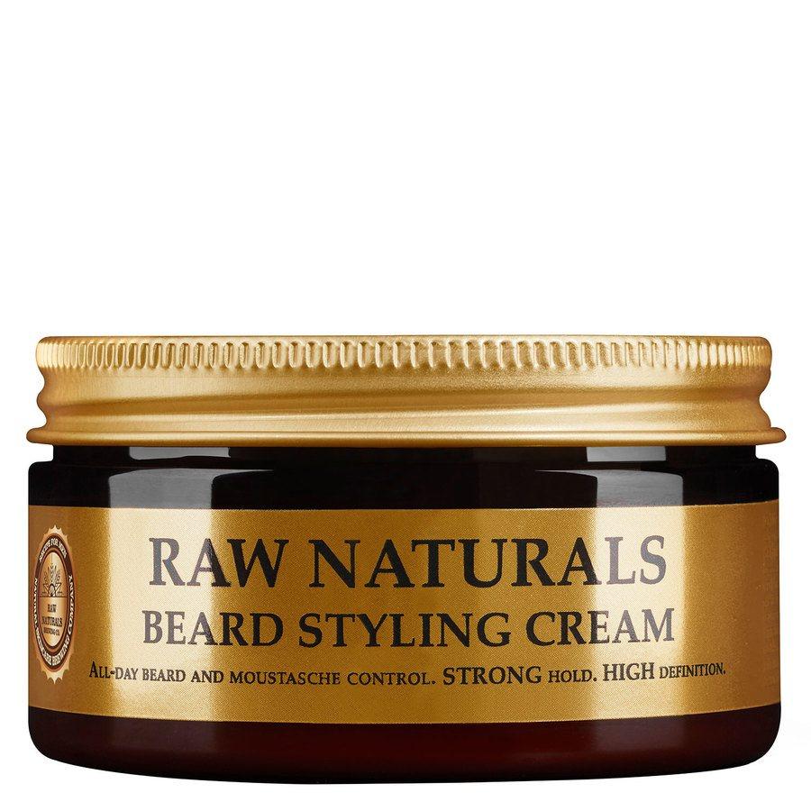 Raw Naturals Beard Styling Cream (100ml)