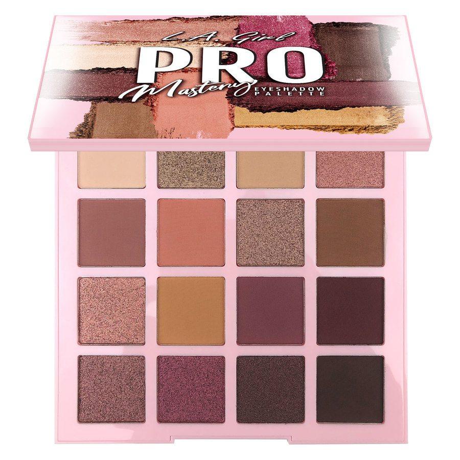 L.A. Girl PRO Mastery Eyeshadow Palette (35 g)