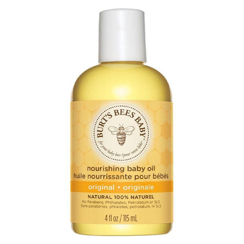 Burt's Bees Baby Bee Nourishing Baby Oil (115 ml)