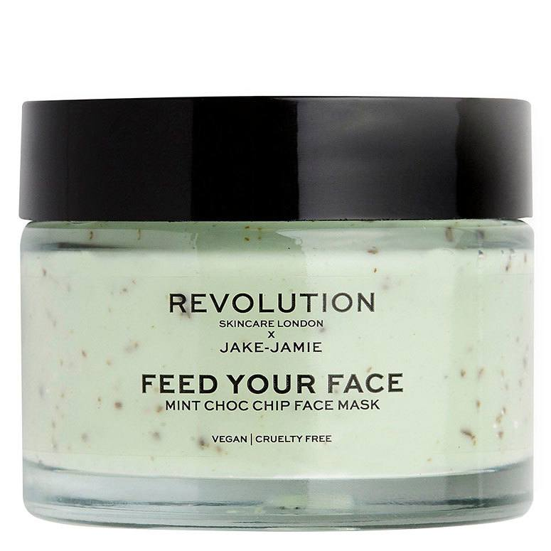 Revolution Skincare x Jake Jamie Mint Choco Chip Face Mask 50ml