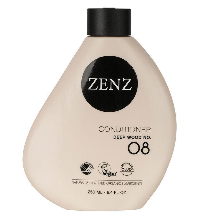 Zenz Organic Conditioner Deep Wood No. 08 (250 ml)