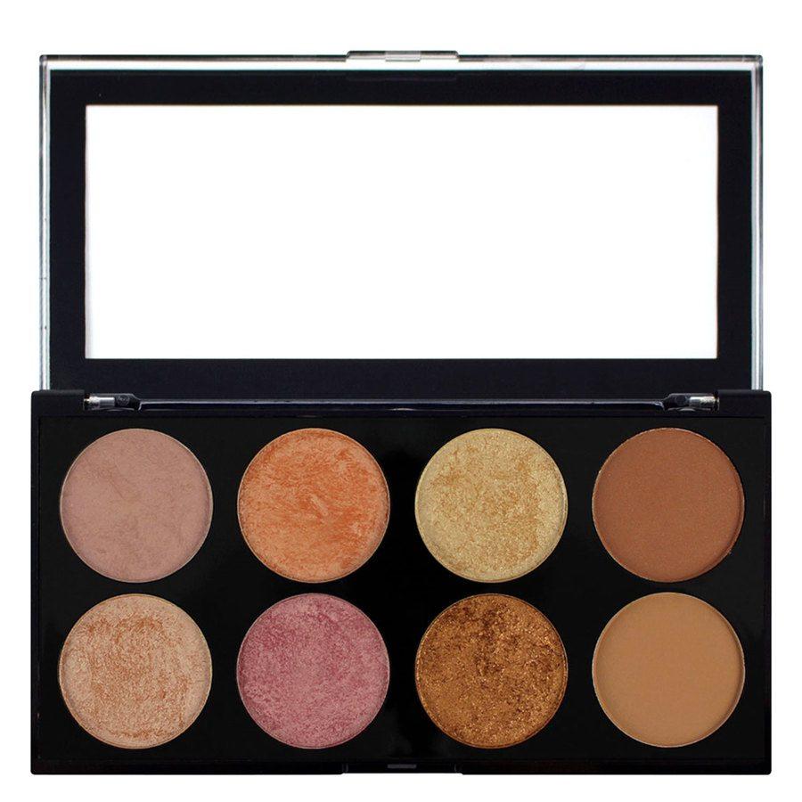 Makeup Revolution Golden Sugar 2, Rose Gold 13g