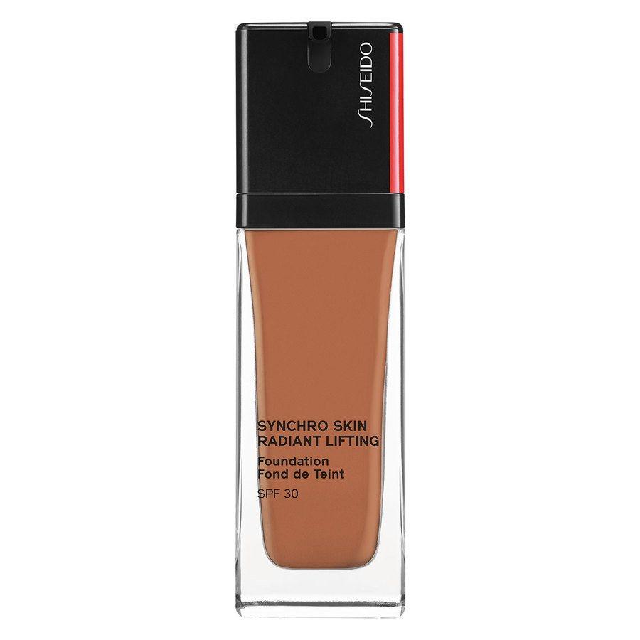 Shiseido Synchro Skin Radiant Lifting Foundation SPF30, 560 Obsidian 30 ml