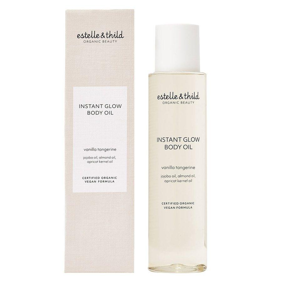 Estelle & Thild Vanilla Tangerine Instant Glow Body Oil (100 ml)