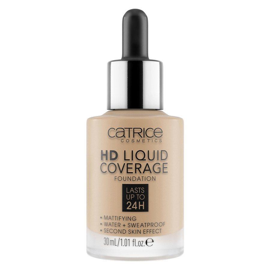 Catrice HD Liquid Coverage Foundation, 040 Warm Beige 30 ml