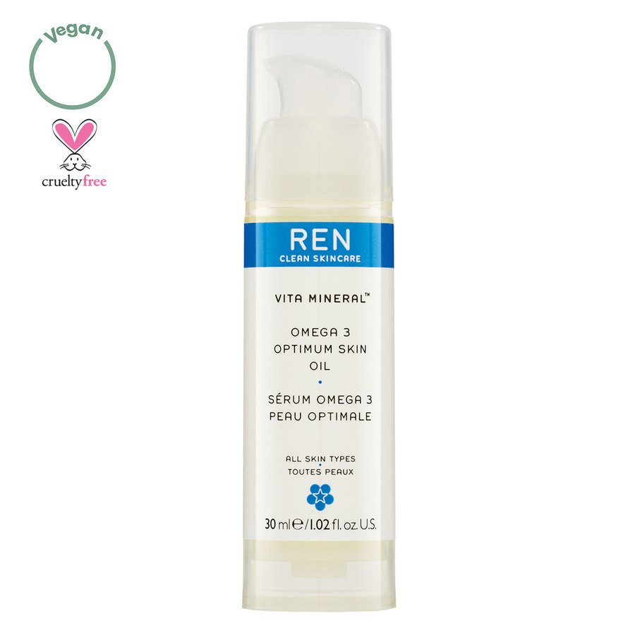 REN Vita Mineral Omega 3 Optimum Skin Serum Oil Ölserum (30 ml)