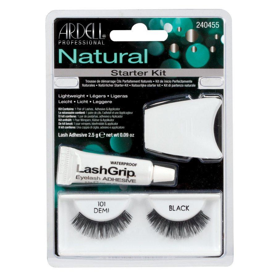 Ardell Starter Kit Natural Lash, # 101