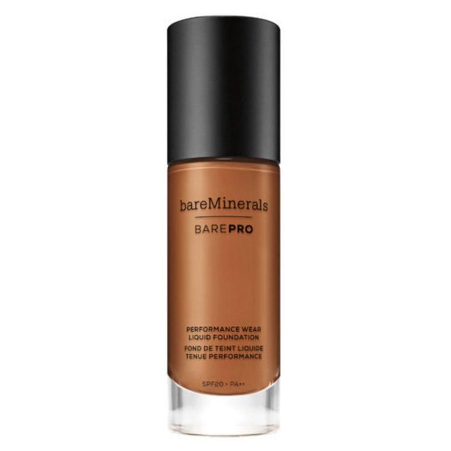 bareMinerals barePro Performance Wear Liquid Foundation SPF 20 25 Cinnamon 30ml