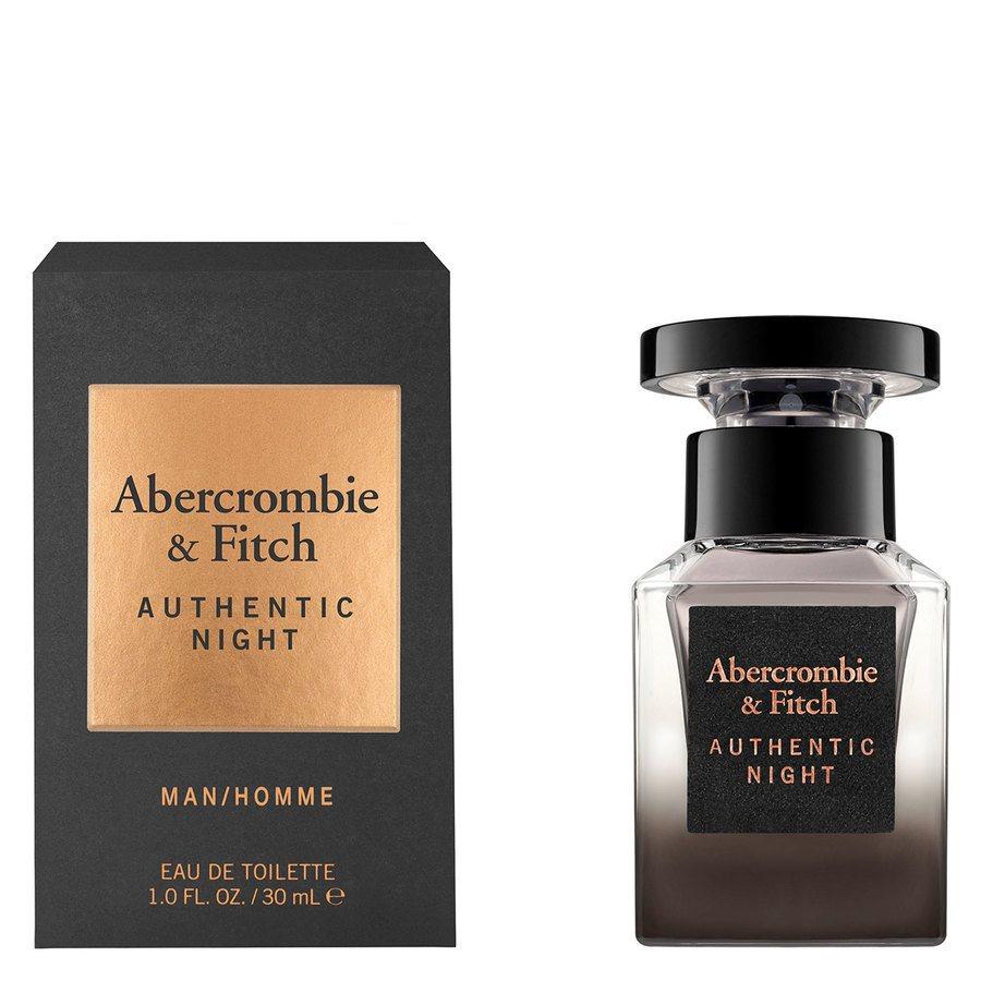Abercrombie & Fitch Authentic Night Eau De Toilette (30ml)