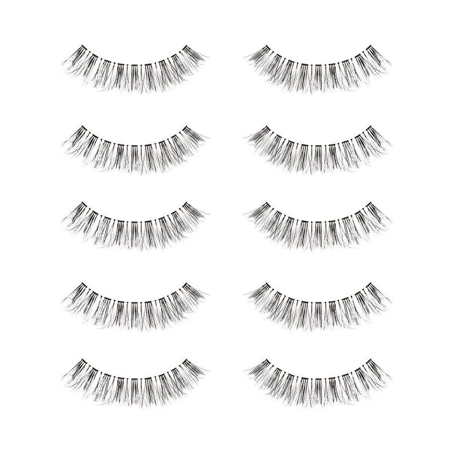 Makeup Revolution 5 Pack Wispy Lashes
