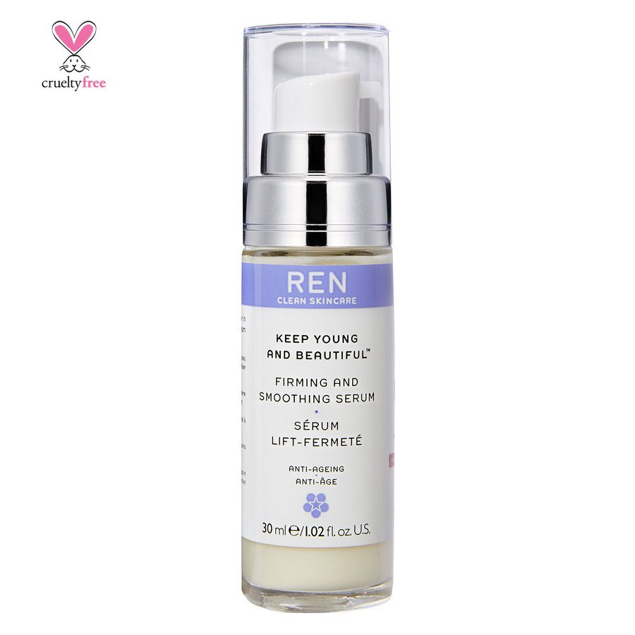 REN Clean Skincare Keep Young and Beautiful Firming and Smoothing Serum (30 ml)