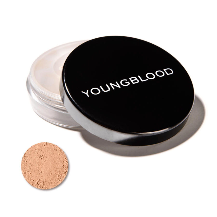 Youngblood Natural Loose Mineral Foundation, Rose Beige (10 g)