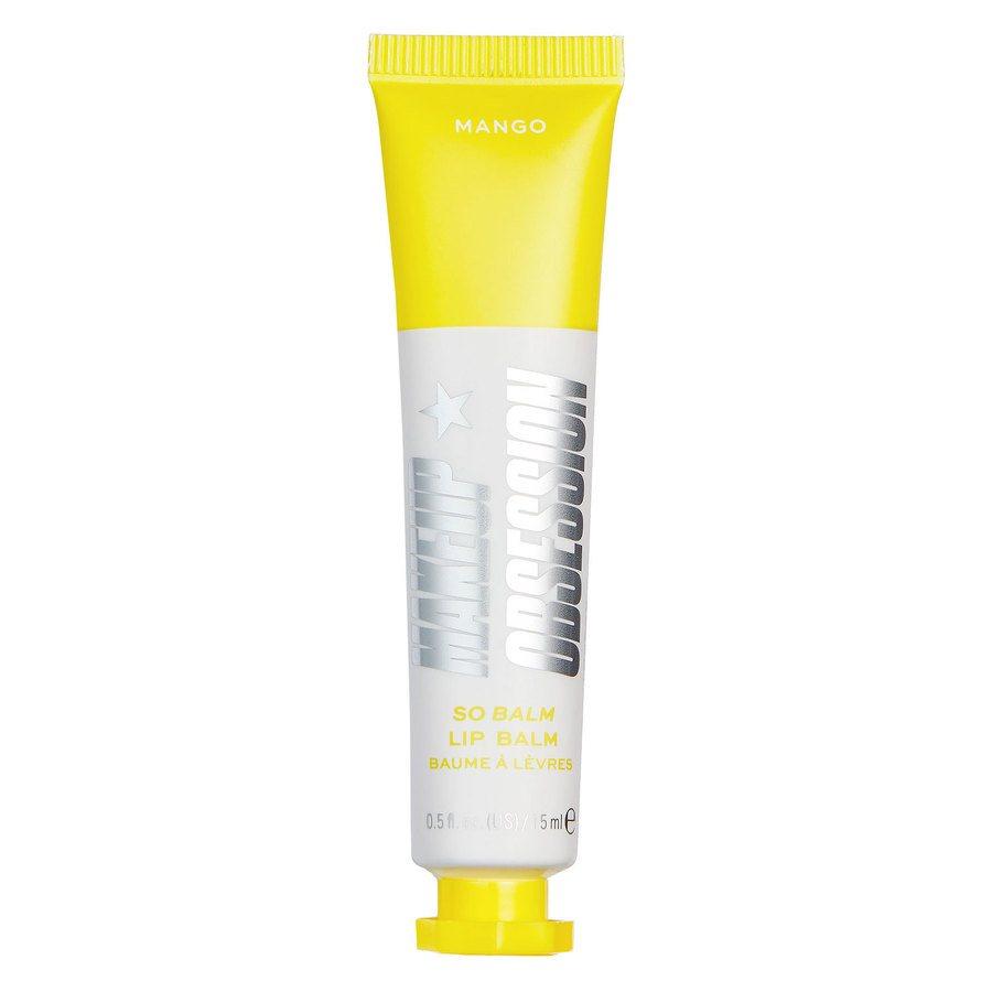 Makeup Obsession So Balm Lip Balm, Mango (15 ml)