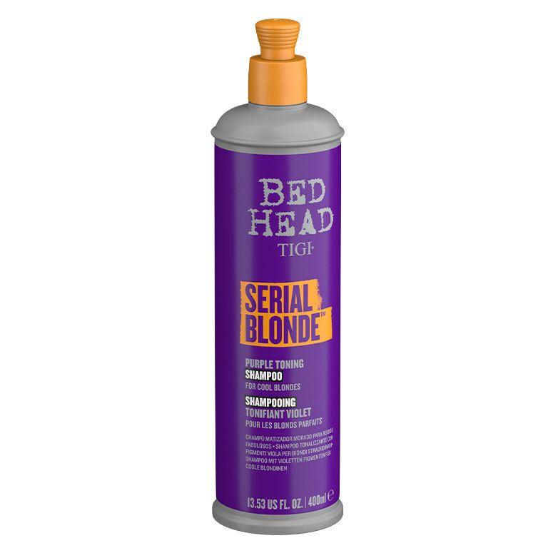 Tigi Bedhead Serial Blonde Purple Toning Shampoo 400ml