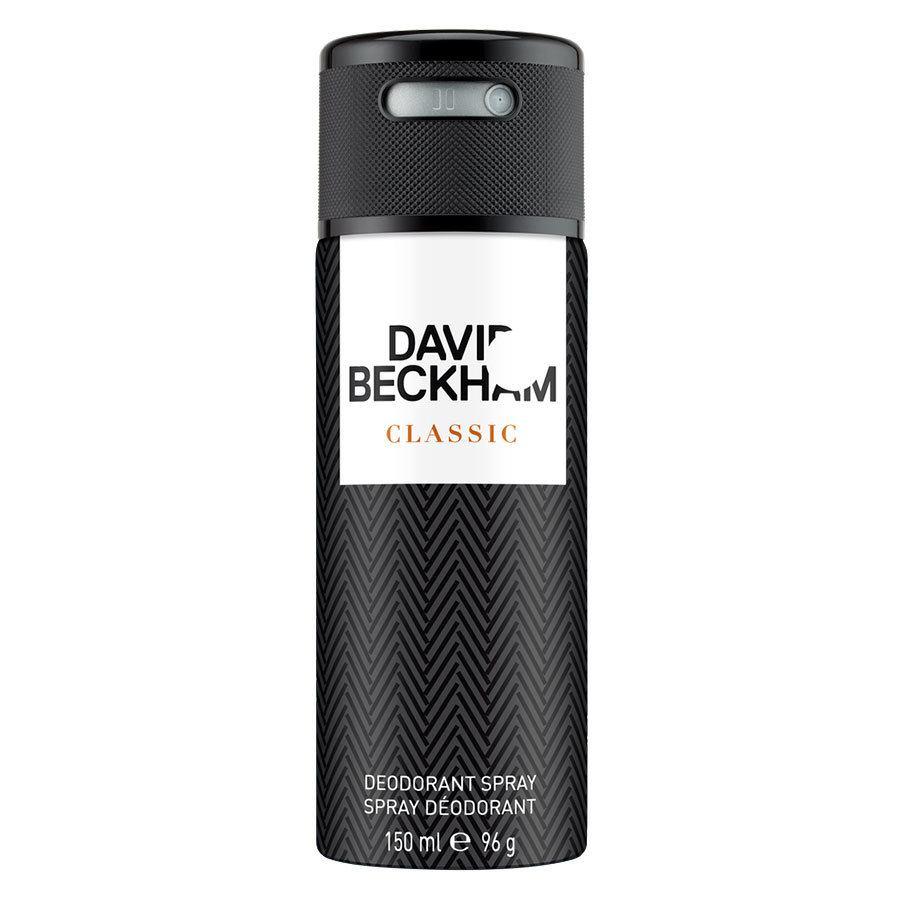 David Beckham Classic Deodorant Spray 150 ml