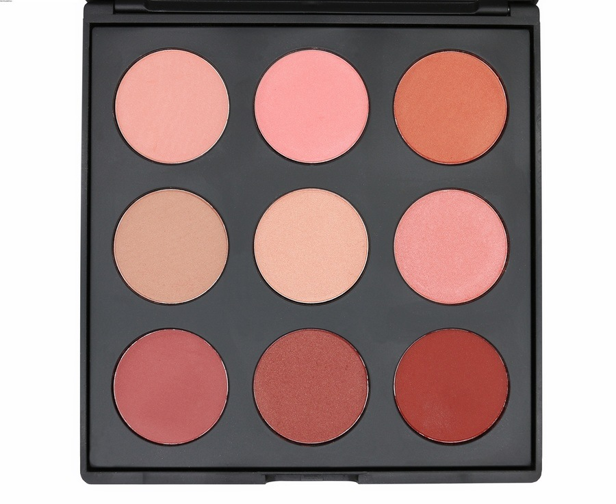 Smashit Cosmetics 9 Color Blush (31,5 g)