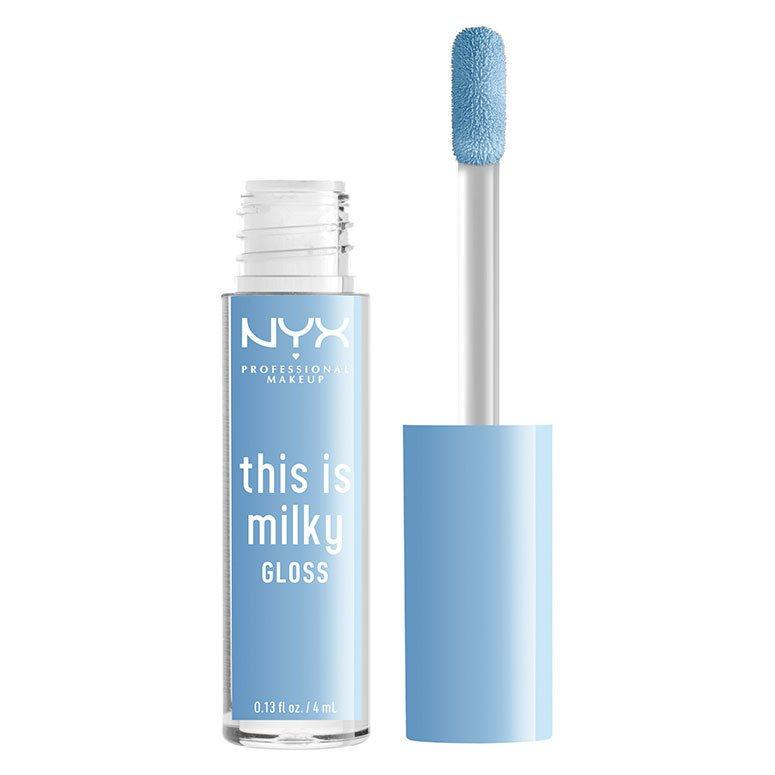 NYX Professional Makeup This Is Milky Gloss Lip Gloss, Fo-Moo 4ml