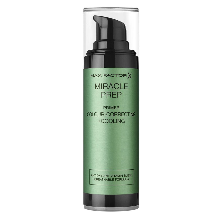 Max Factor Colour Correcting + Cooling Primer (30 ml)